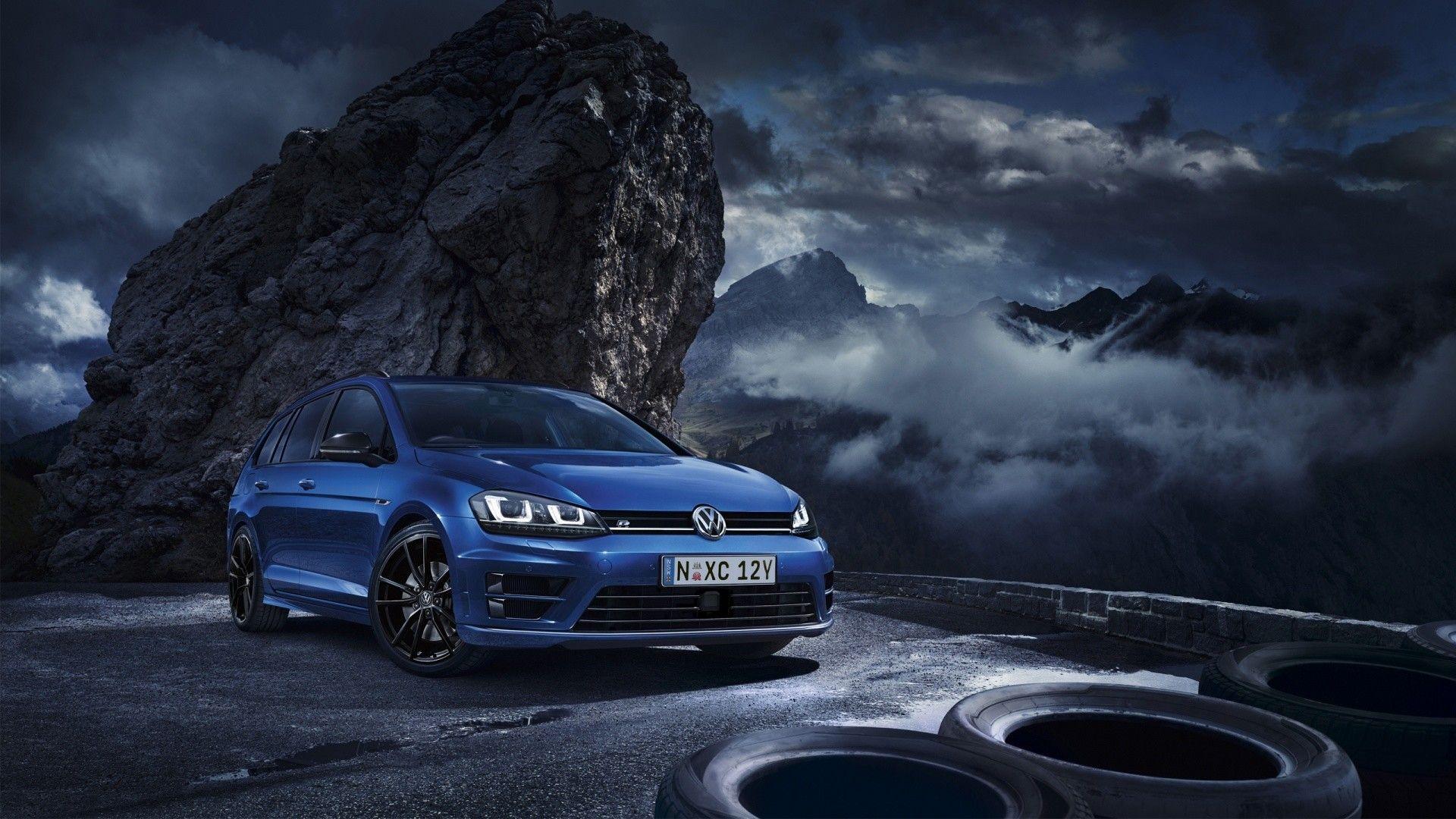 1920x1080 X 1080 2560 X 1440 Original Wallpaper 2015 Volkswagen Golf R Wagon Volkswagen Volkswagen Scirocco Car Volkswagen