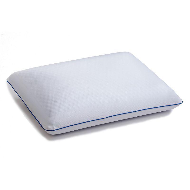Serta Gel Memory Foam With Cooling Gelhd Pillow Foam Pillows