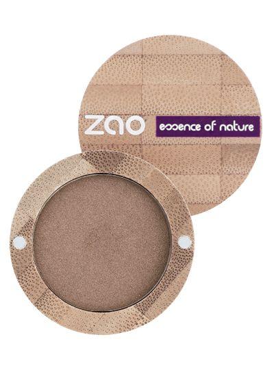 Zao Pearly Eye Shadow 106 Bronze Cream Eyeshadow Eyeshadow