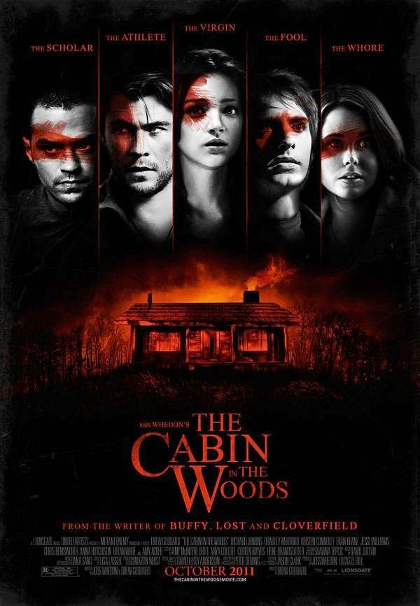 Cannot Wait To See This Today The Cabin In The Woods Into The Woods Movie Best Horror Movies Best Horrors