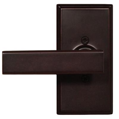 Weslock Elegance Oil-Rubbed Bronze Woodward Half-Dummy ...