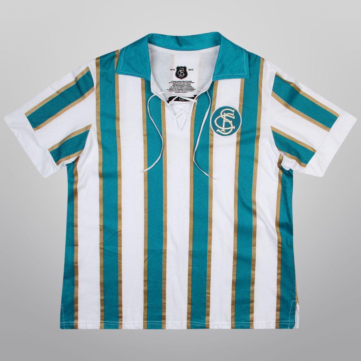 2eb360191f Camiseta Santos Retrô 1912 - Vila do Santos | Santos Futebol Clube ...