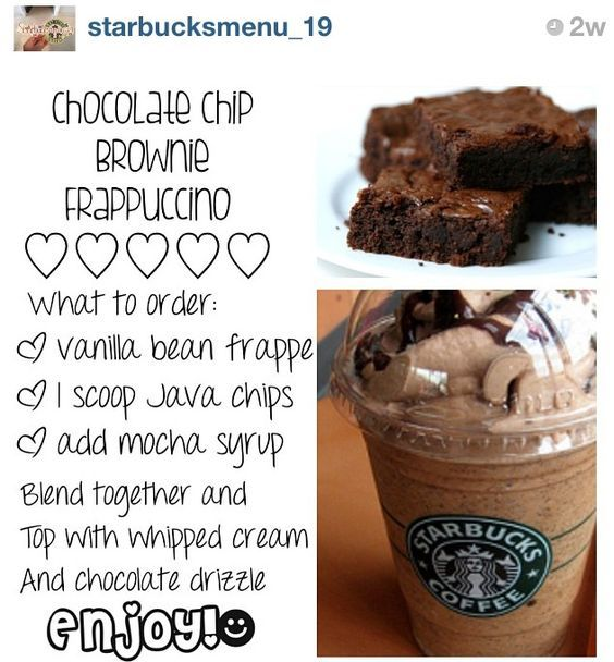 How to Make Your Favorite Starbucks Drink at Home #starbucksfrappuccino