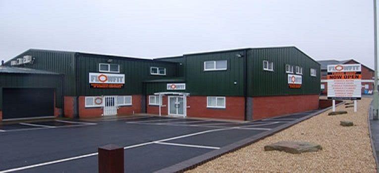 Parys Road, Ludlow business parl. Ludlow, Shropshire, SY8 1XY