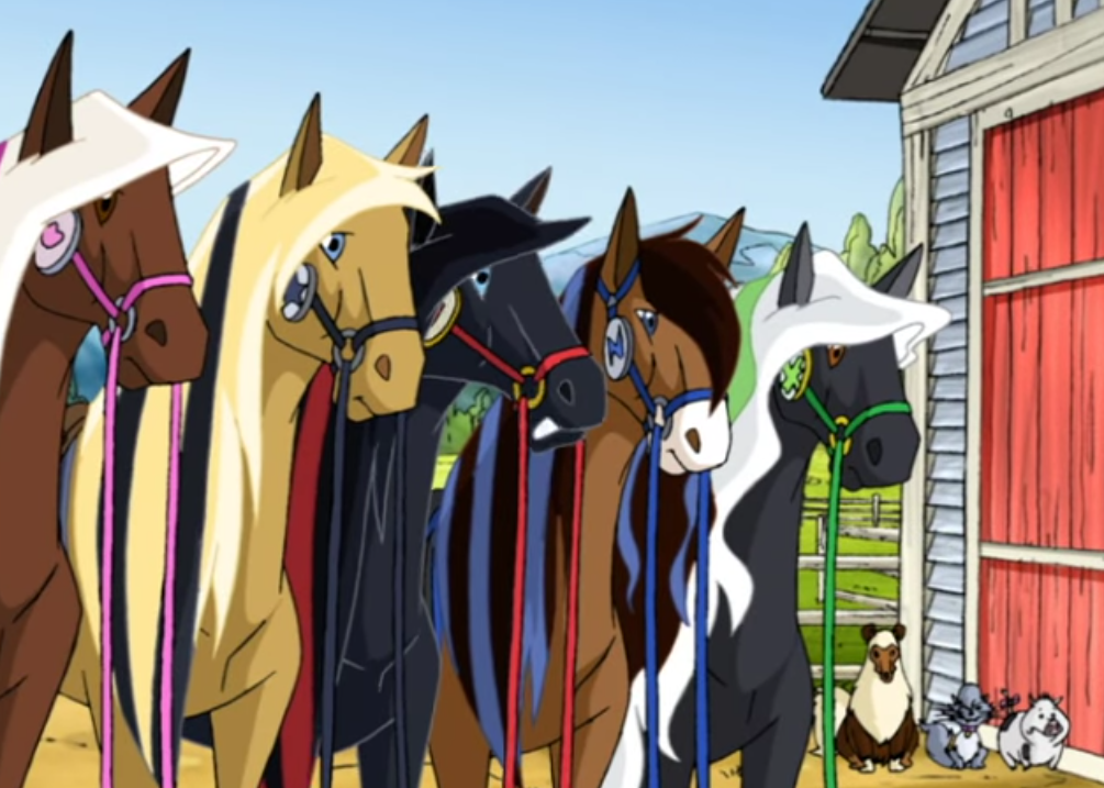 Horseland Horses!