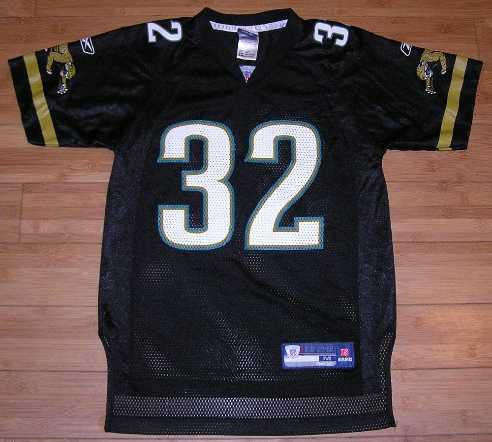 198791e38 Jacksonville Jaguars Maurice Jones-Drew NFL Football Black Jersey Youth  Size M  Reebok  JacksonvilleJaguars