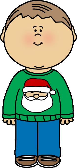 Free Christmas Sweater Clip Art From Mycutegraphics Com Clip Art Illustrations Kids Art