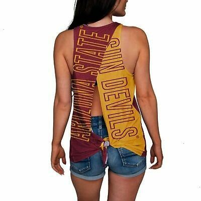 NCAA Womens Tie Breaker Sleeveless Fashion Top Shirt Large Team Color New ebay linkFOCO NCAA Womens Tie Breaker Sleeveless Fashion Top Shirt Large Team Color New ebay lin...