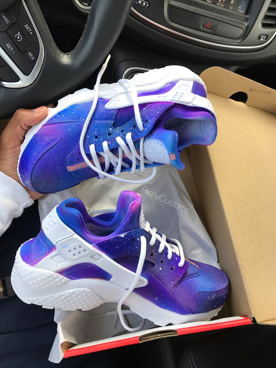 Image of 🌌Galaxy Huaraches Huaraches shoes, Sneakers