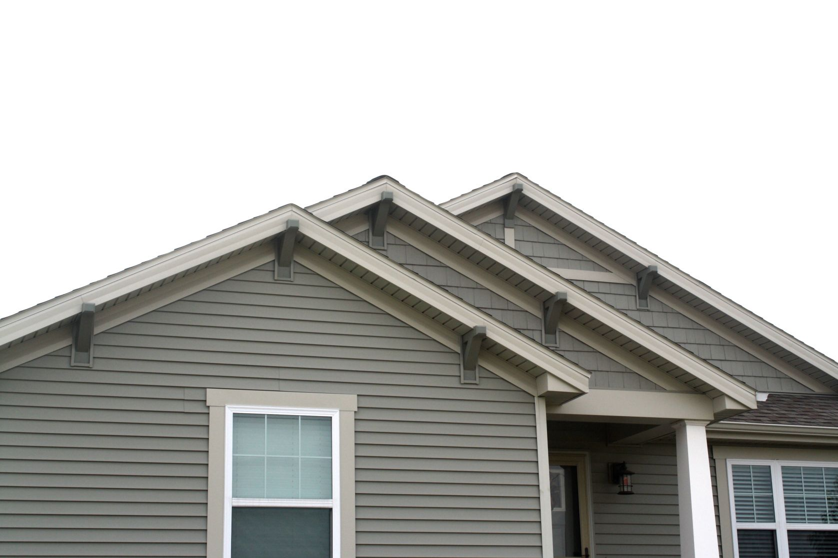 Quiet Willow Is A Premium Shade Of Green Siding Created By