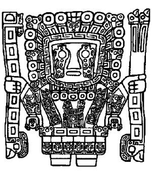 Inca Empire Coloring Page 12 Inca Empire Coloring Book Inca Coloring Pages