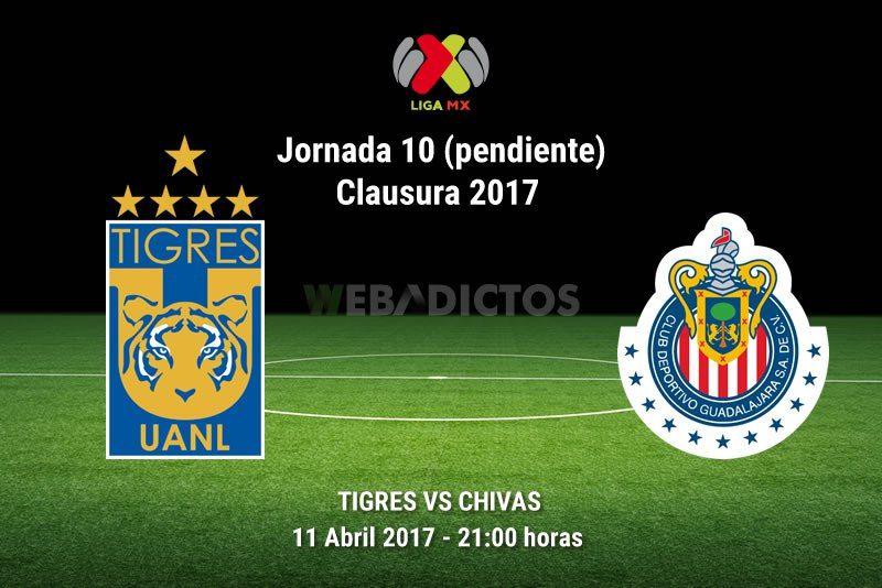 Pin De Roja Directa En Futbol En Vivo Online Gratis Tigres Vs Chivas Liguilla Mx Chivas