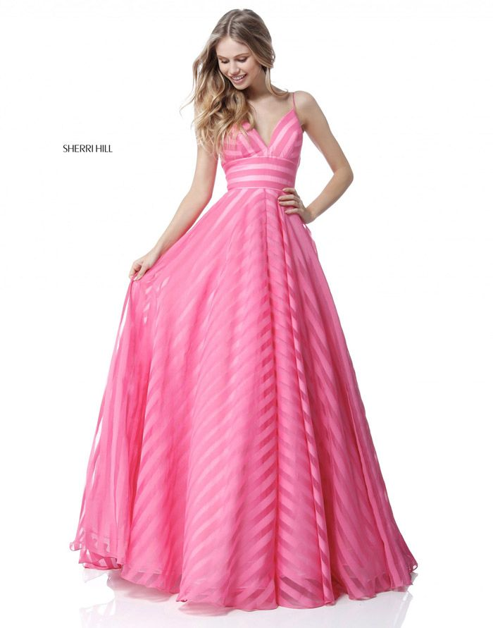 Sherri Hill at the Prom Store in St. Louis Missouri Sherri Hill ...