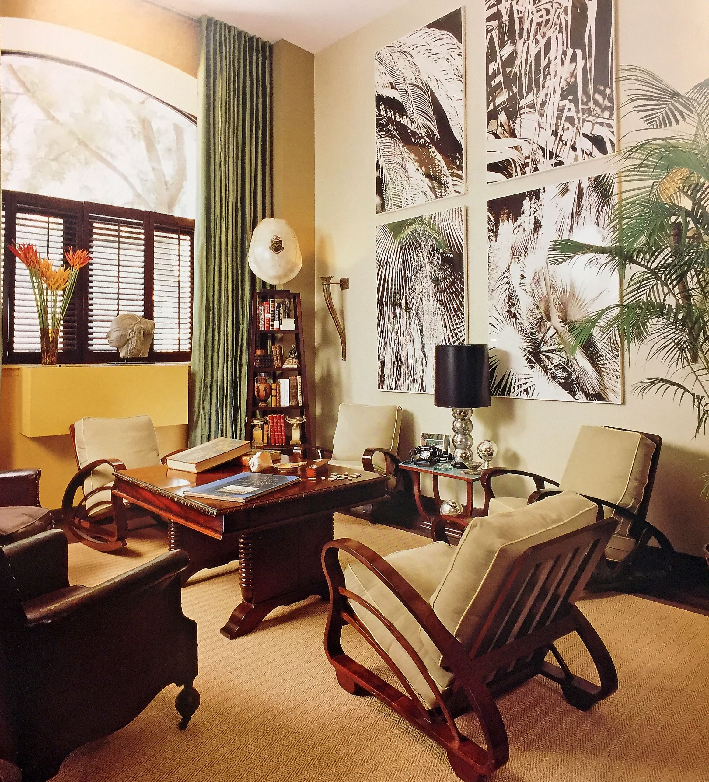 West Indies Style, British West Indies, Michael Connor, Tropical Interior,  British Colonial Style, Empire Style, Tropical Style, Furniture Styles, ...