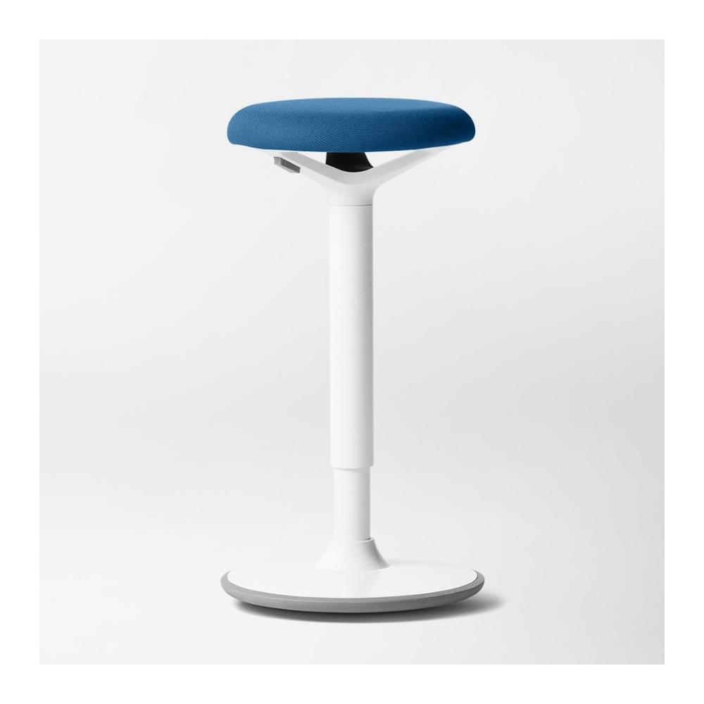 Luna Standing Desk Stool Standing Desk Stool Desk Stool White Desk Stool