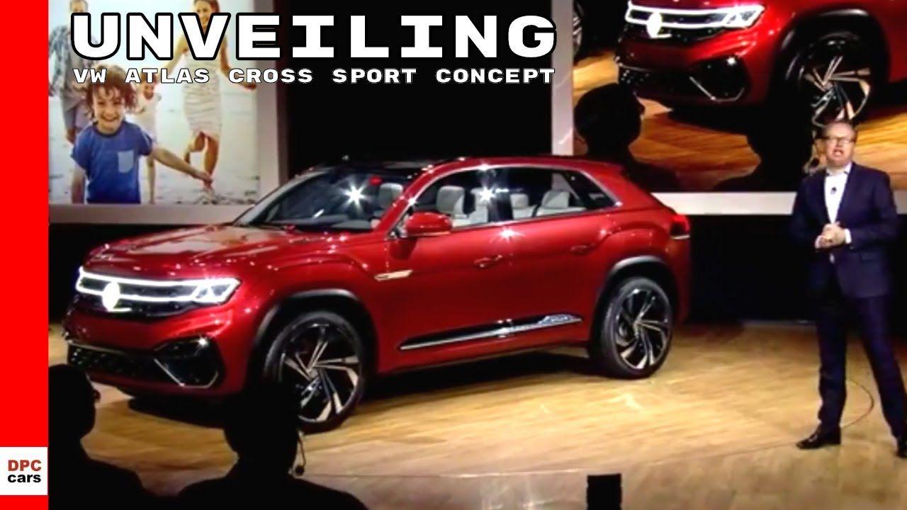 Pin by D on VW Volkswagen, Sports, Atlas