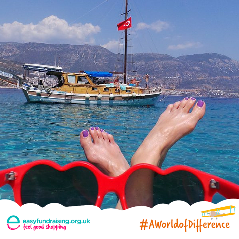"""LOVE Turkey - it makes #AWorldOfDifference being on holiday to being at work!"" #Travel #Holiday"
