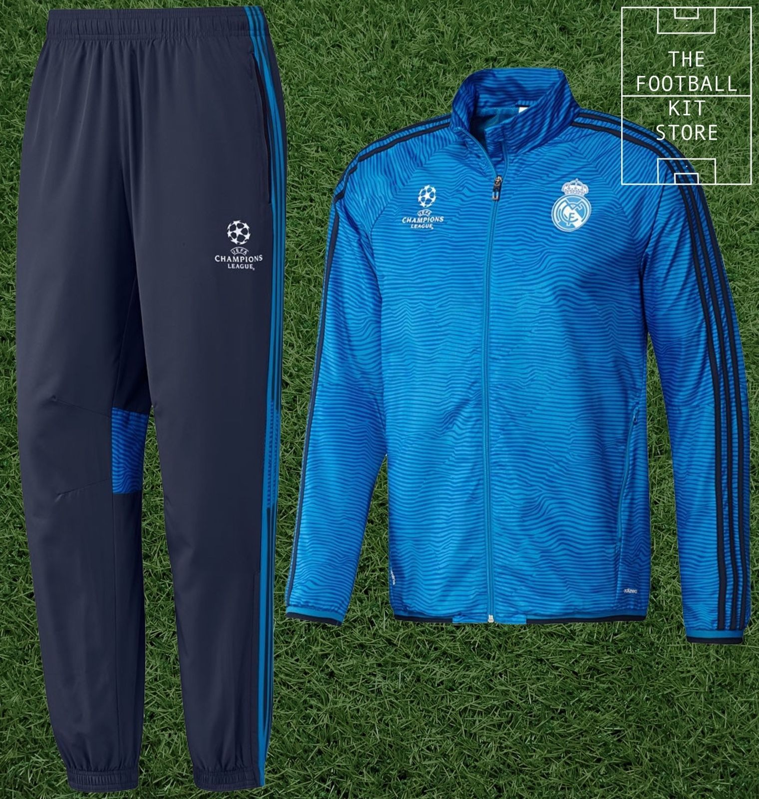 Real Madrid Presentation Suit Official Adidas Football Tracksuit Boys Siz View More On The Link Http Www Ze Kids Sportswear Real Madrid Tracksuit