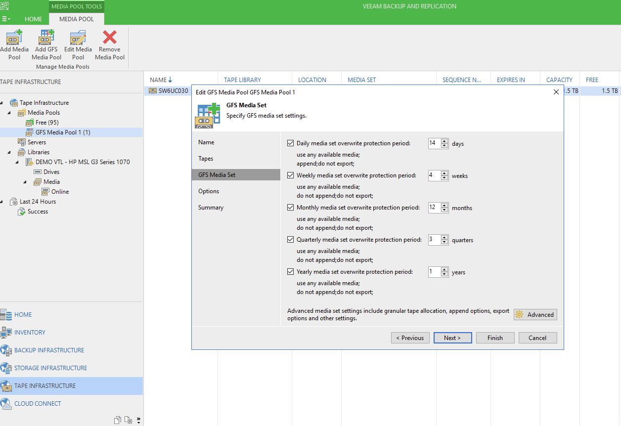 Veeam 3-2-1 Backup Rule Now With Starwind VTL | ESX