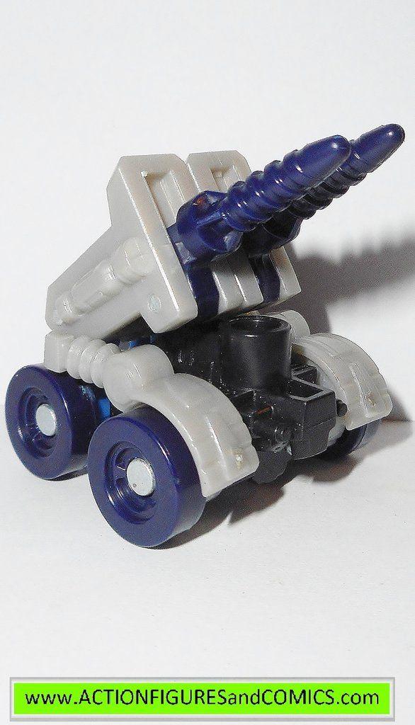 Transformers Cybertron DRILLBIT metroplex minicon action figures mini con