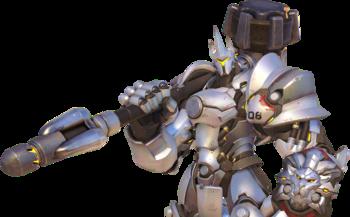 Reinhardt Overwatch Wiki Fandom Powered By Wikia Overwatch Power Armor Reinhardt Hammer