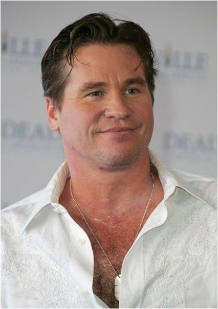 Val Kilmer-- His best acting days are NOT behind him... I wish he knew that...
