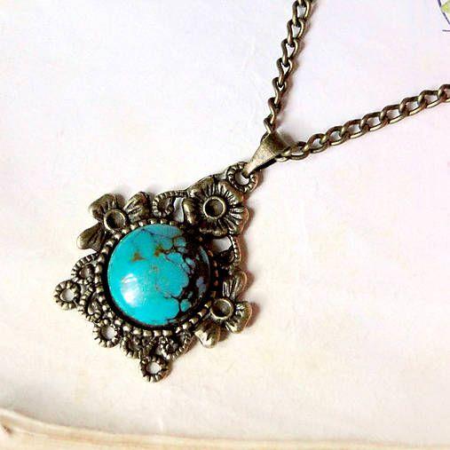 LaWande / Vintage Turquoise
