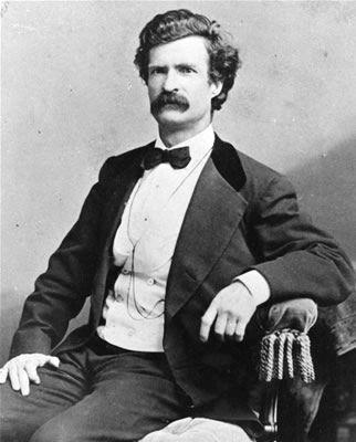 « Un classique est quelque chose que tout le monde voudrait avoir lu et que personne ne veut lire.  »  de Mark Twain  Extrait du The disappearance of literature