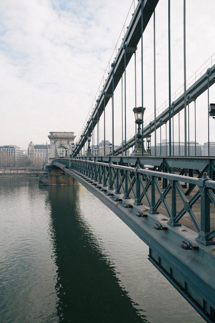 chain bridge // budapest
