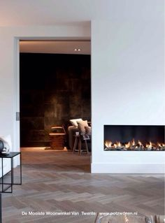 gashaard houten vloer