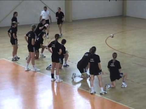 Development of 'jumping ability' by means of handball specific drills/ M...