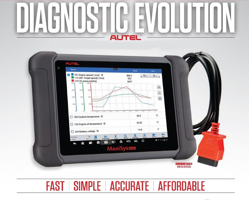NEXT GENERATION OF AFFORDABLE SCAN TABLET Built to replace