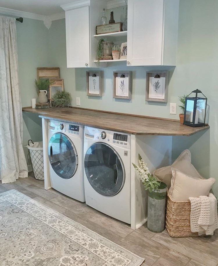 Love The Table Top To Fold On Will Antique Ironing Board Top Work Laundry Room Decor Laundry Room Farmhouse Laundry Room