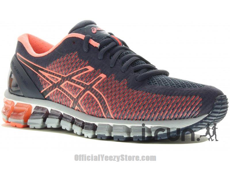 meilleure sélection ec822 b3969 asics gel quantum 360 cm w chaussures running femme ...