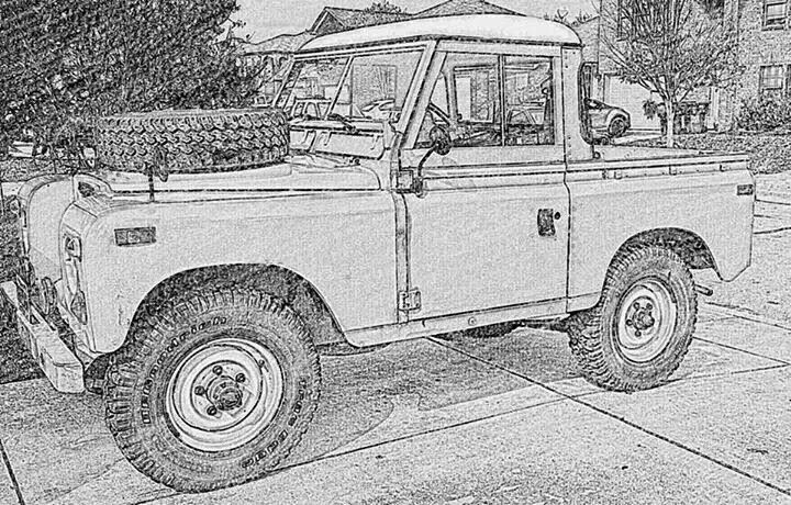 Series | Print Land Rover | Pinterest