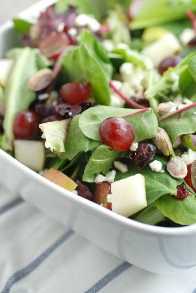 Cosi Signature Salad Knock-Off Recipe Salad, Recipes and Food