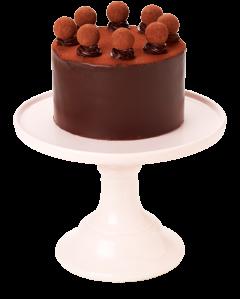 Peggy Porschen - Dark Chocolate Truffle layer cake
