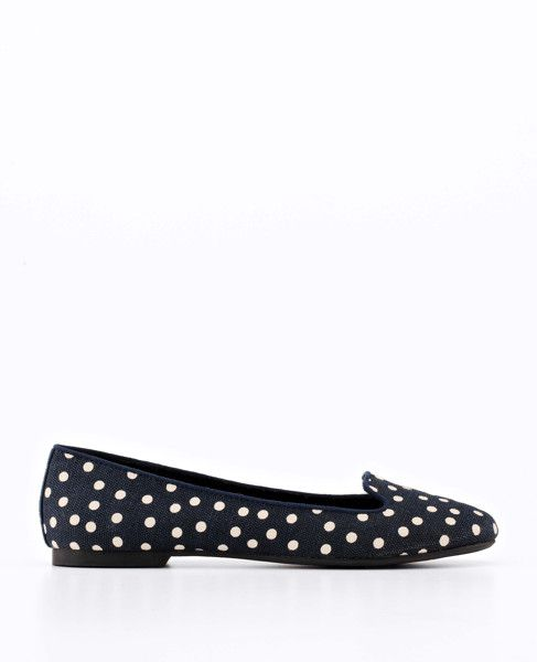 Ann Taylor - AT Flats - Hadley Dot Loafers