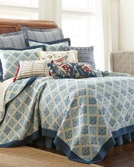 Exclusively Ours - Vintage Indigo Quilt