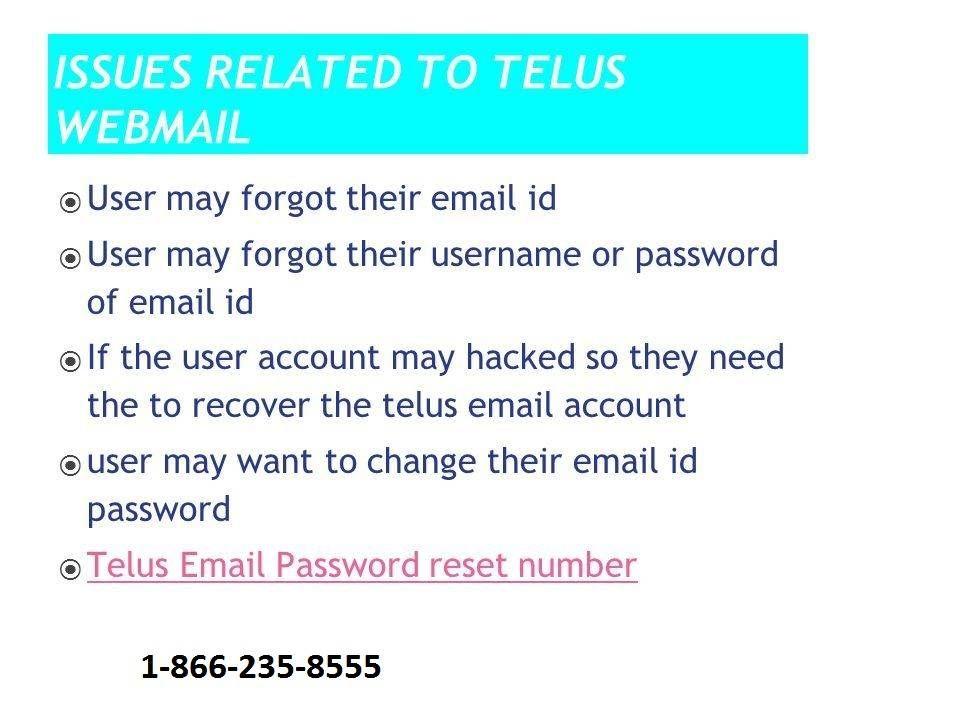 telus service portal