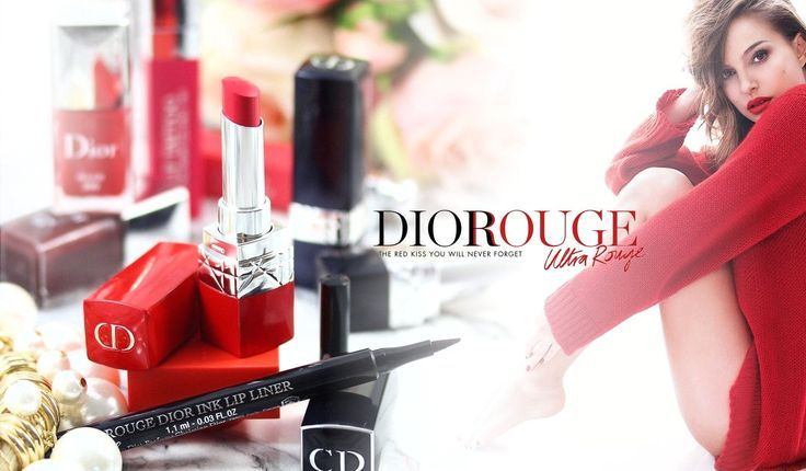 Rouge Dior Ultra Rouge und Ink Lip Liner Rouge Dior Ultra Rouge und Ink Lip Liner -  -
