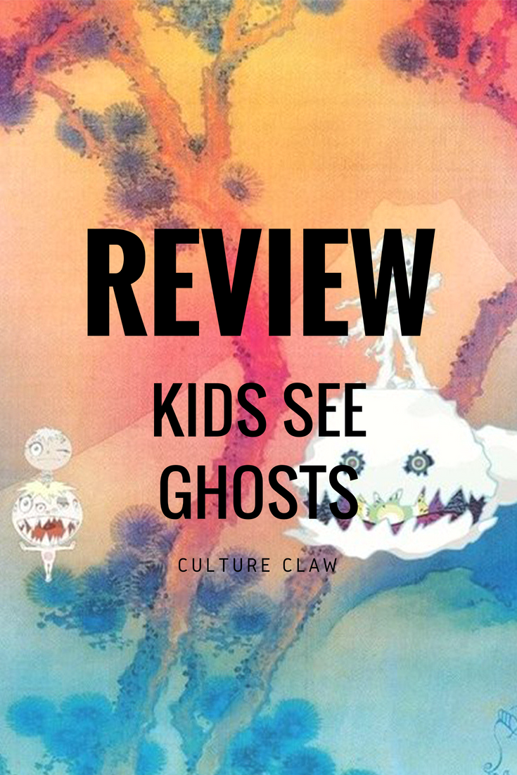Kids See Ghosts Self Titled Review Kids Kid Cudi