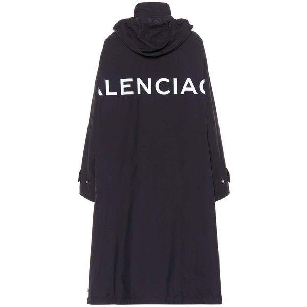 f4fa5db59da8 Balenciaga Printed Raincoat ( 1