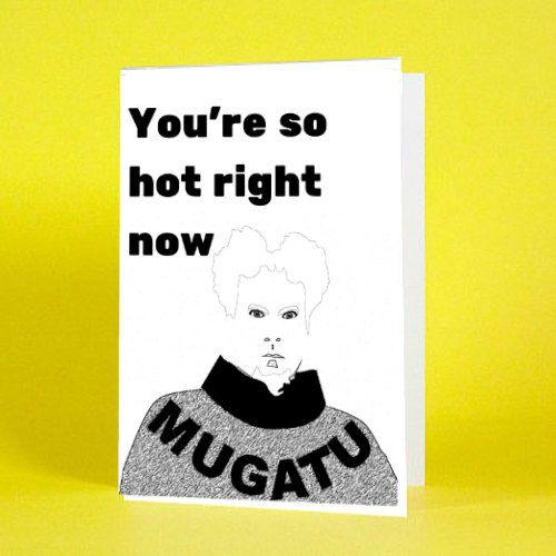 Valentine Card I Love You Card Friendship Card Funny By Saltydays