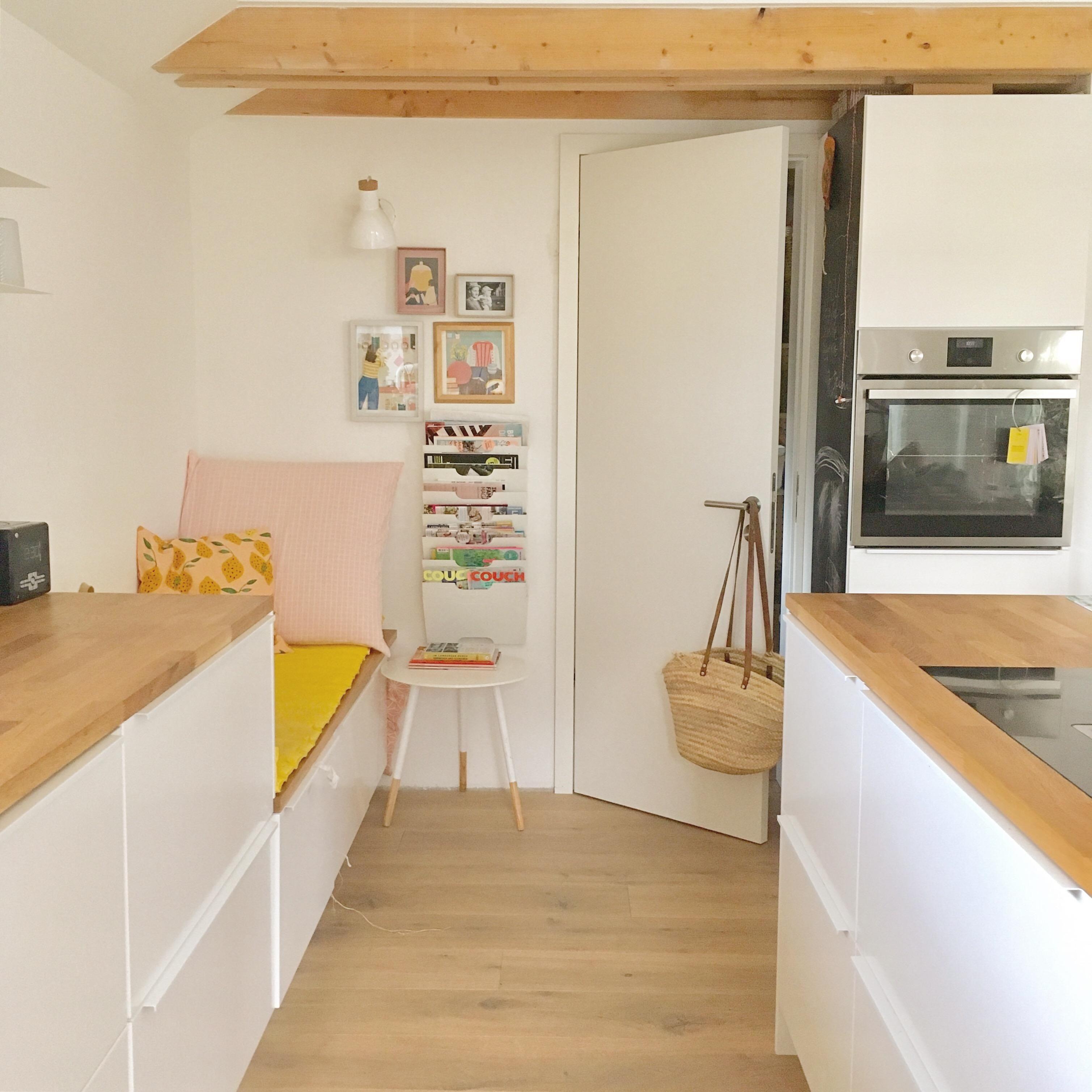 Der beste Platz in der Küche ❤️ #küche #sitzplatz #l  Küche