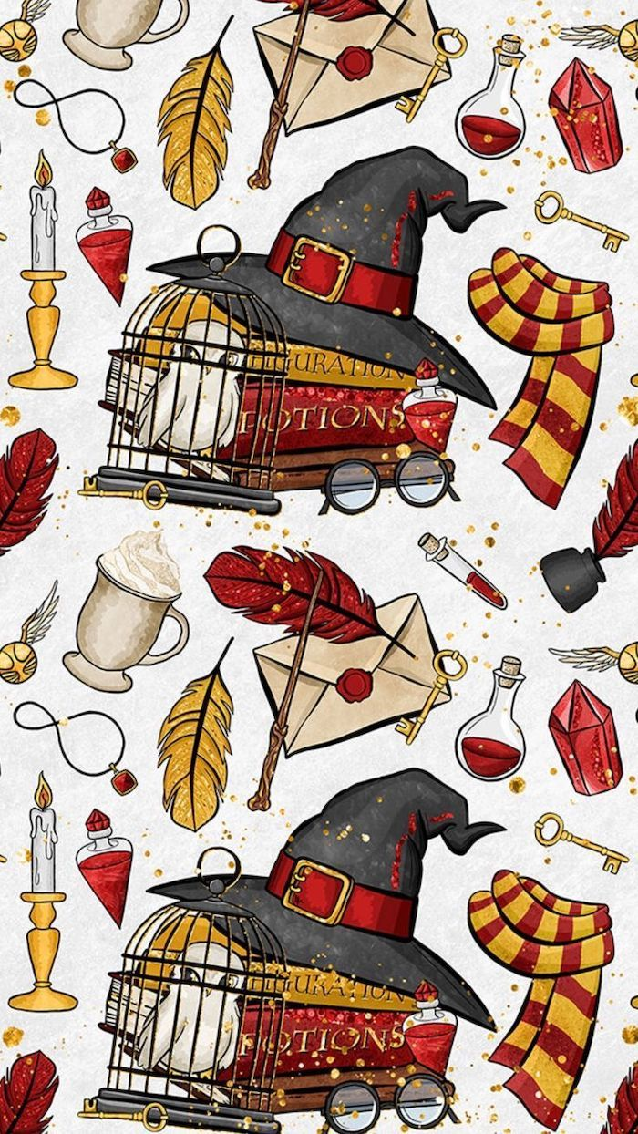 ▷ 1001+ ideas for a magical Harry Potter wallpaper