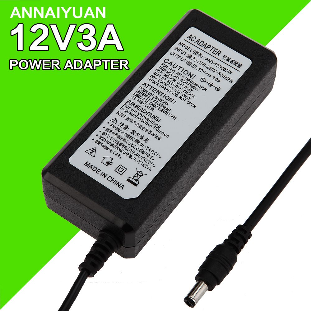 Niuketat lx1203 12v 3a 12v3a led light power adapter led power niuketat lx1203 12v 3a 12v3a led light power adapter led power supply adapter drive for 5050 aloadofball Choice Image