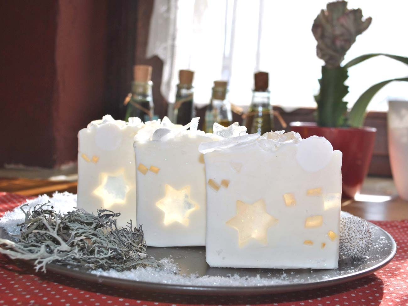 Soaphistication: Advent, Advent ...