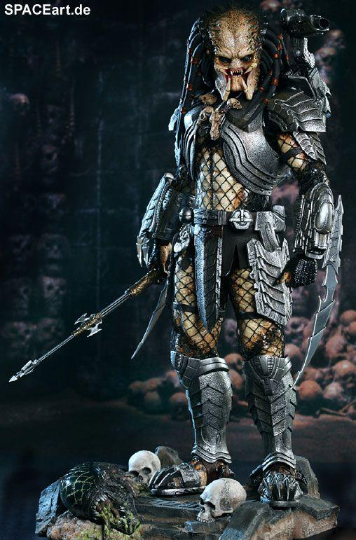 Predator Celtic Predator » SPACEart & Alien vs. Predator: Celtic Predator - Deluxe Figur Fertig-Modell ...
