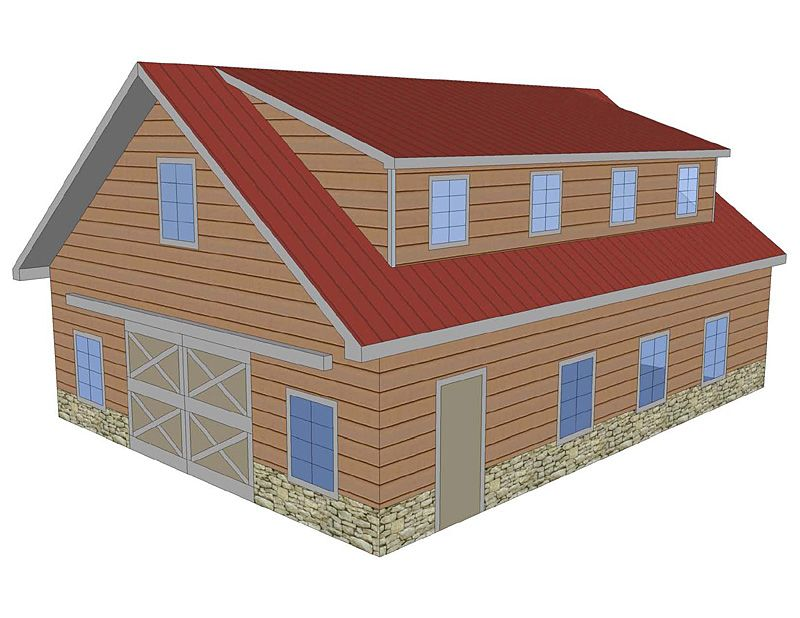 Google image result for for House plans with shed dormers